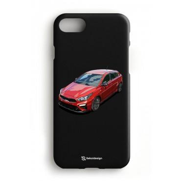 [세카이디자인] 휴대폰 케이스 #K Design [아이폰 전용]